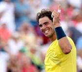 Rafa Nadal llega a Pekín como número 1 del ranking