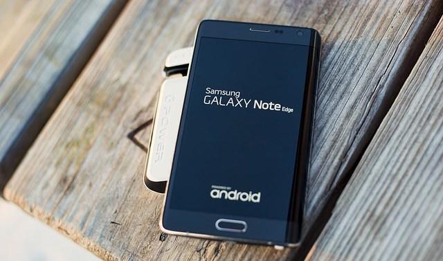 Samsung Galaxy Note 8, móvil oficial de las selecciones españolas de baloncesto
