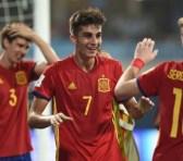 España vence a Mali y se mete en la final del Mundial Sub-17