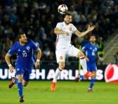 España gana a Israel e Illarramendi marca el último gol español de la fase de clasificación para el Mundial Rusia 2018