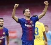 El Barcelona juega a puerta cerrada