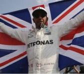 Hamilton se corona campeón del mundo de Formula 1 por cuarta vez en su carrera