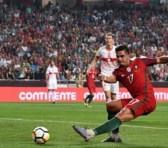 Portugal gana y tiene en mano el boleto a Rusia 2018
