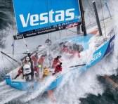 El Vestas lidera pero el Mapfre inicia la remontada en la Volvo Ocean Race