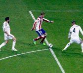 El Madrid y el Atlético empatan a 0 y se ponen a 10 puntos del Barcelona