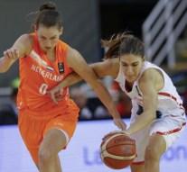 La selección española de baloncesto femenino gana a Holanda en la fase de clasificación para el Eurobasket 2019