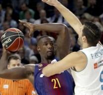 Barcelona Lassa vence el primer duelo de la temporada al Real Madrid por (80-84)