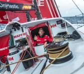 El MAPFRE lidera la flota hacia Ciudad del Cabo en la Volvo Ocean Race