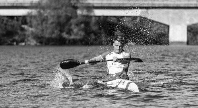 El medallista olímpico Marcus Cooper Waltz presenta el Programa Podium 2018
