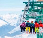 Incremento de esquiadores y previsiones optimistas para la temporada de esquí en Aragón