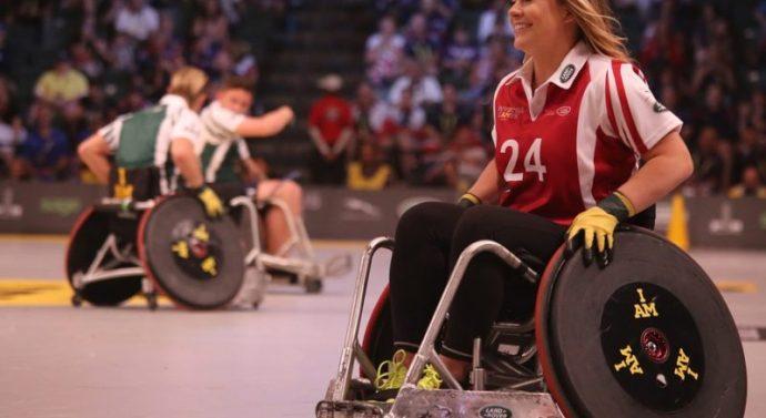 Deporte, discapacidad y prevención bucodental
