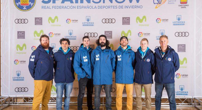 Regino Hernández participa en la Copa del Mundo FIS de Snowboard Cross de La Molina