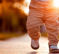 Fomentar la actividad física desde bebé contribuye a su desarrollo