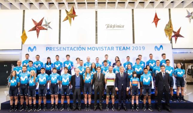 Movistar Team ya tiene proyecto para 2019