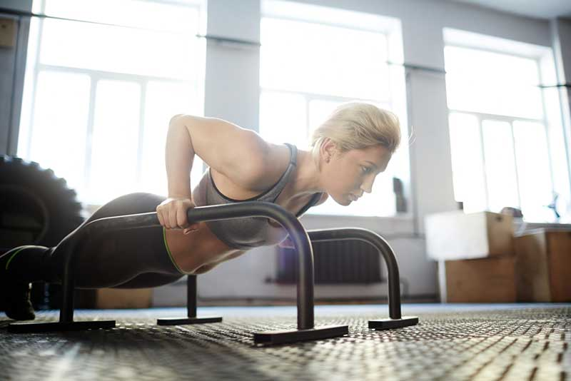 Best Push Up Bars – Buyer's Guide