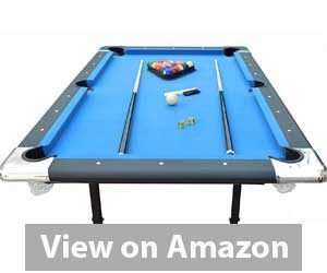 Best Pool Table - Hathaway Fairmont Portable Pool Table Review