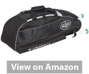 Best Baseball Bags - Louisville Slugger EB 2014 Baseball Bag Review