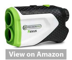 Best Golf Rangefinder - Precision Pro Golf Nexus Laser Rangefinder Review
