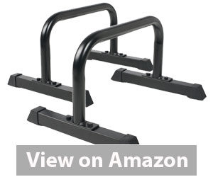 Best Push Up Bars - Ultimate Body Press Parallettes Push Up Stands Review