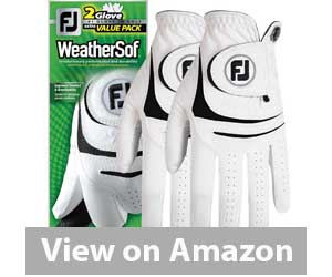 FootJoy WeatherSof Mens Golf Gloves Review