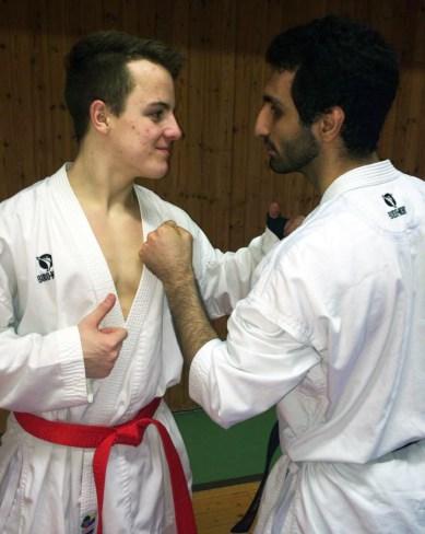 Edis Ahmed Karate landslaget sm pt personlig träning personlig tränare västerås