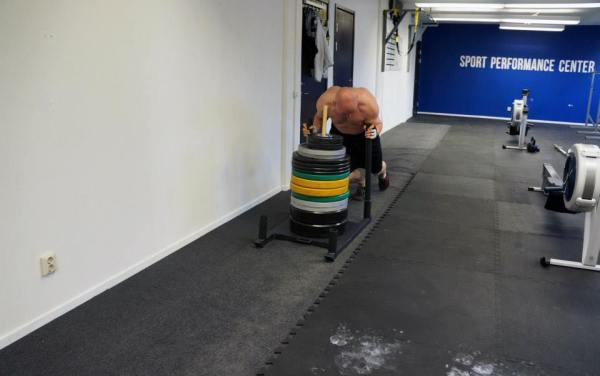 8 veckor personlig träning personlig tränare västerås pt tomas arwsbo släden crossfit träning gym hälsa