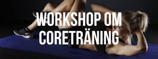 Workshop om bålträning med personliga tränaren Patrick Rapp i Västerås