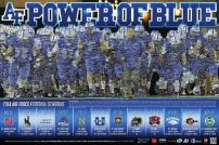 Air Force Football Poster