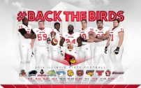 ISU Football Poster