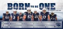 Nevada Football Poster
