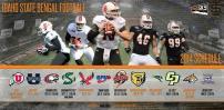 Idaho State U Football