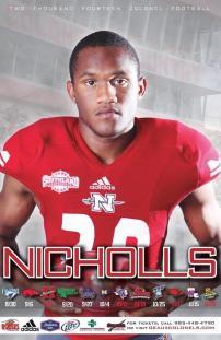 Nicholls Football