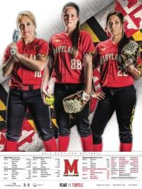 Maryland Softball
