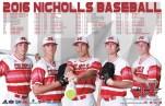 Nicholls Baseball