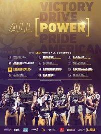 LSU Football 2
