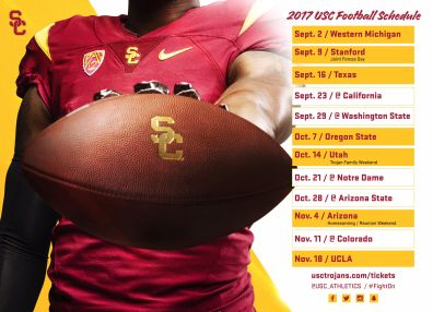 USC Spring Poster