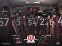Virginia Tech Spring Poster