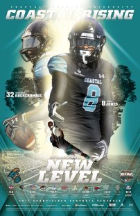 Coastal Carolina Football