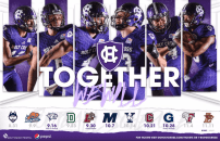 Holy Cross FB