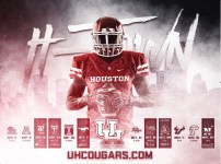 Houston Spring Poster