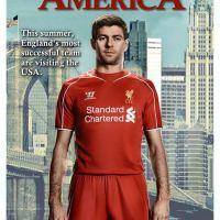 Liverpool - Self Promo to USA - Standard Chartered - Warrior