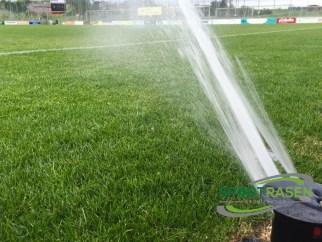 Einbau Bewässerungsanlage