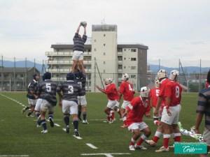 Kunstrasen System Rugby