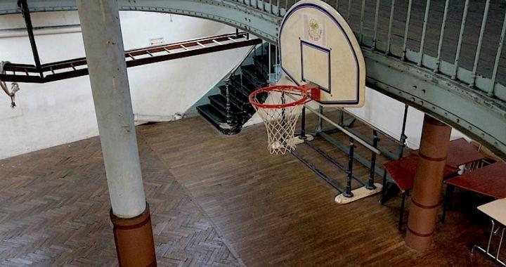 Paris abrite le plus vieux terrain de basket du monde