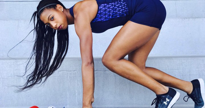 Talent du sport français – Heather Arneton