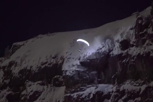 Moonline – Embarcation pour un vol nocturne avec Valentin Delluc