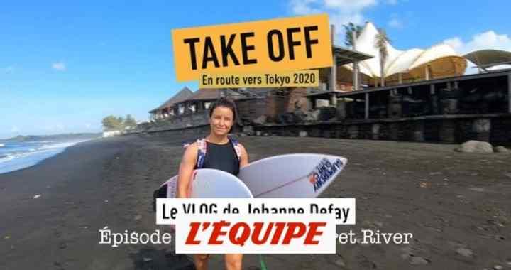 Take Off – Suivez le parcours de Johanne Defay jusqu'à Tokyo 2020