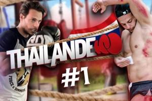 Vlog : 10 jours pour boxer un Thaï avec Alex & PJ