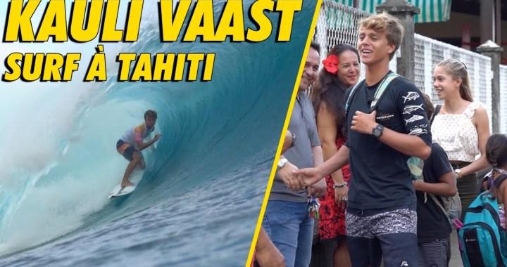 Talent du sport français – Kauli Vaast