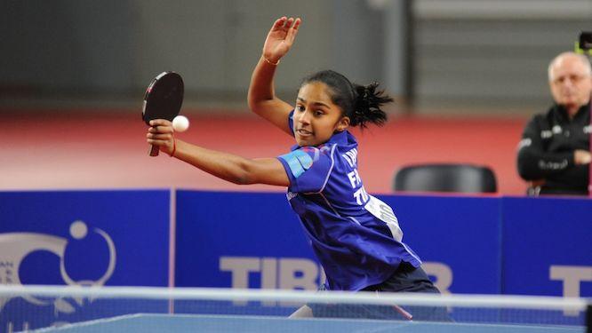 Talent du sport français – Prithika Pavade